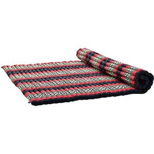 Leewadee Roll-Up Thai Mattress, 79x59x2″